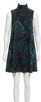 Mara Hoffman Sleeveless Print Dress