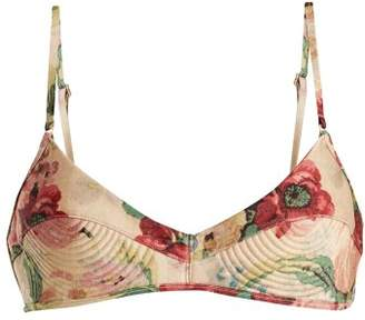 Zimmermann Melody Bullet bra bikini top