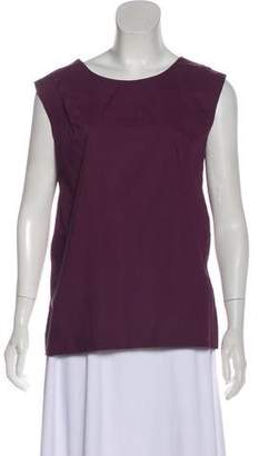 Marni Crew Neck Sleeveless Top