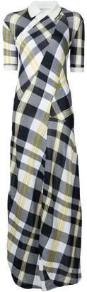 Stella McCartney 'Solid Check' jumpsuit