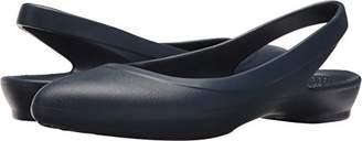 Crocs Women's Eve Slingback Ballet Flat