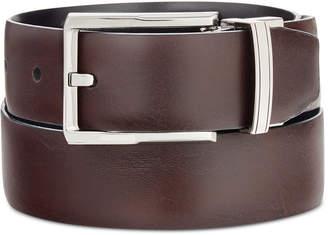 Ryan Seacrest Distinction 100% Italian Leather Men's Reversible Dress Belt, Created for Macy's