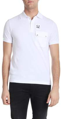 Raf Simons Fred Perry by Cotton Polo