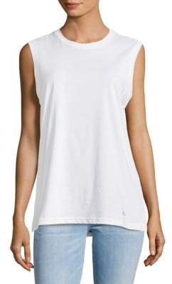 Favorite Cotton Muscle Tee