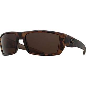 1fbd587258 Costa del Mar Rafael Polarized Iridium Rectangular Sunglasses