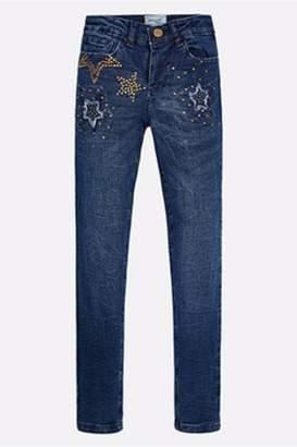 Mayoral Star Denim Jeans