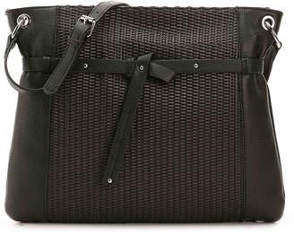 Perlina Shine II Leather Crossbody Bag - Women's