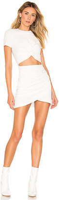 superdown Maureen Jersey Mini Dress