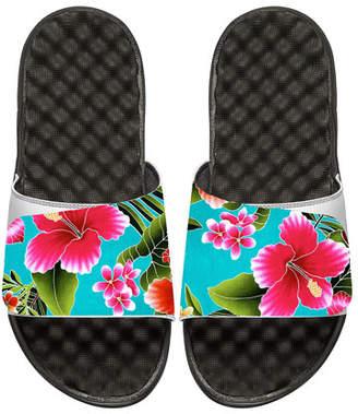ISlide Kauai Tropical Floral Slide Sandal