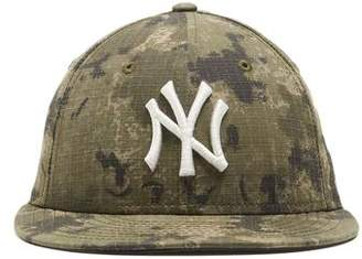 New York Yankees Todd Snyder + New Era Cap In Camo Ripstop