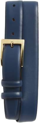 Torino Belts Double Buckle Leather Belt