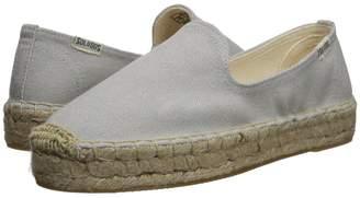 Soludos Platform Smoking Slipper Women's Slip on Shoes