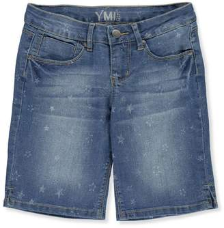YMI Jeanswear Big Girls' Bermuda Shorts
