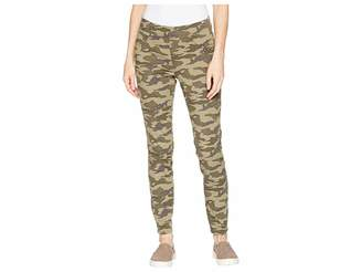Jag Jeans Marla Denim Camo Leggings