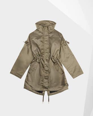 Hunter Women's Original Refined Drawstring Coat