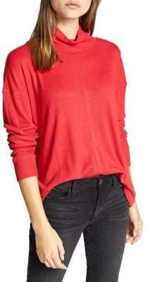 Sanctuary Highroad Thermal High-Low Sweater