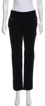 True Royal Mid-Rise Velvet Pants w/ Tags