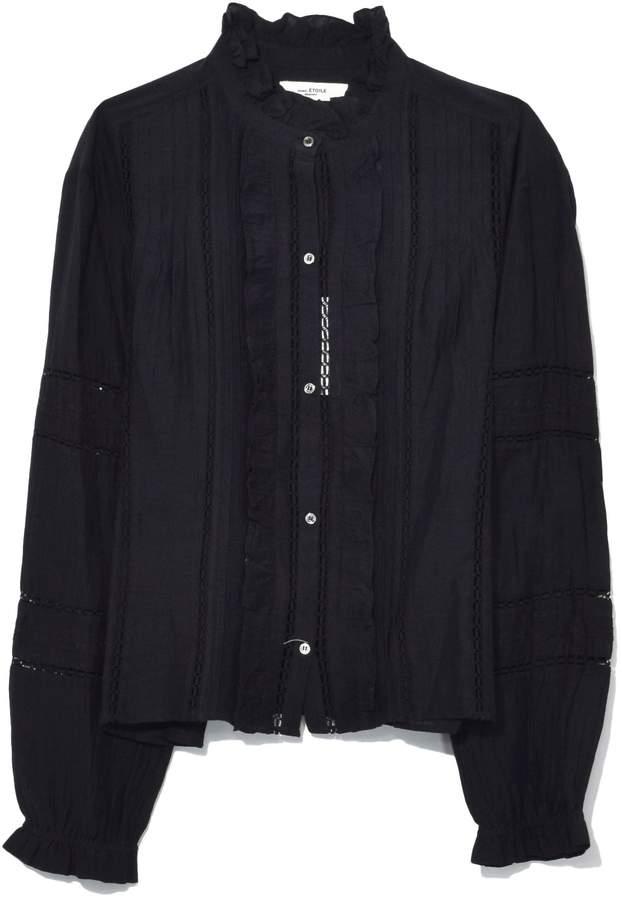 Valda Shirt in Black