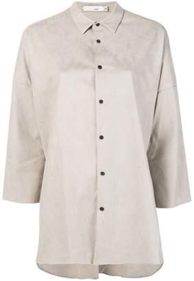 KNOTT oversized shirt
