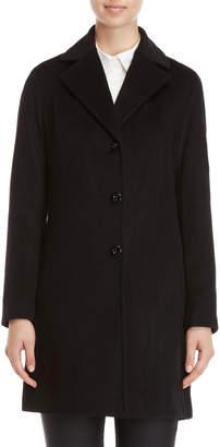 Calvin Klein Petite Boucle Coat