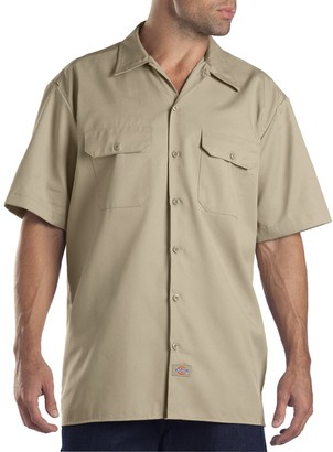 Dickies Men's Original Fit Twill Work Shirt