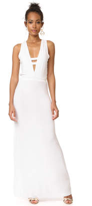 Young Fabulous & Broke Carolyn Maxi Dress $150 thestylecure.com