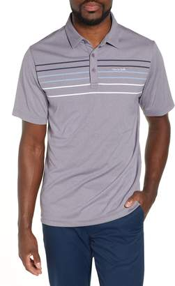Travis Mathew Malm Stripe Polo