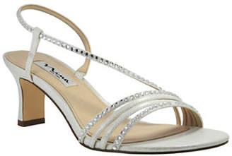 Nina Gerri Kitten Heel Sandals