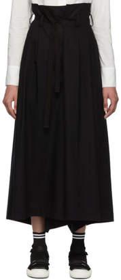 Y's Ys Black Easy Trousers