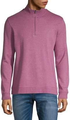 Black Brown 1826 Classic Long-Sleeve Sweatshirt