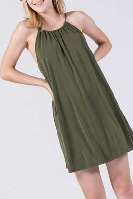 Double Zero Flowy Knit Dress