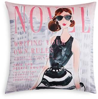 """Kate Spade Write Your Own Rules Decorative Pillow, 20"""" x 20"""""""