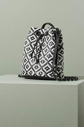 Deux Lux Cara Woven Backpack