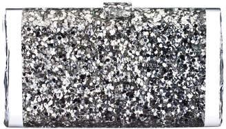 Edie Parker Lara Confetti Clutch Bag