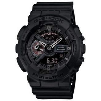 Casio G-Shock Military Black GA110MB-1A X-Large 3D Ana-Digi Wristwatch