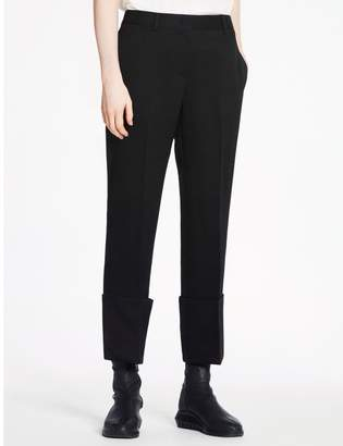 Calvin Klein relaxed cuffed pants