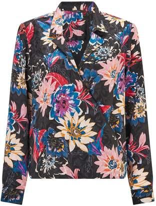 Next Womens Vero Moda Long Sleeve Wrap Top