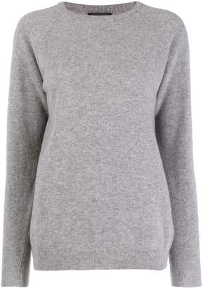 Roberto Collina long sleeve knit jumper
