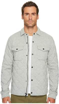 Lucky Brand Quilted Western Shirt Jacket Men's Coat