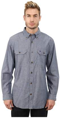 Carhartt Fort Solid L/S Shirt Men's Long Sleeve Button Up