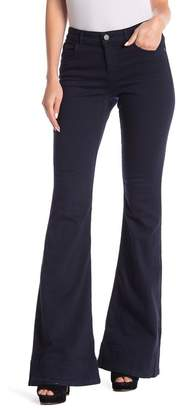 Alice + Olivia Ryley Low Rise Bell Bottom Jeans