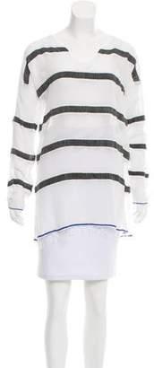 Lemlem Striped Bethany Tunic w/ Tags