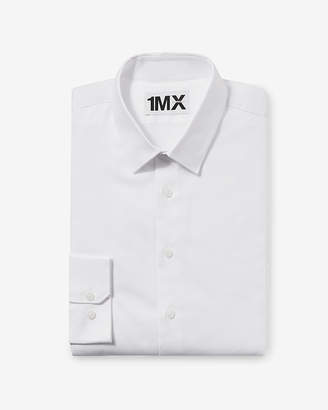 Express Extra Slim Diamond Textured 1Mx Shirt