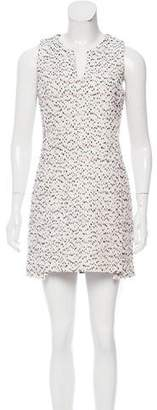 Proenza Schouler Bouclé Mini Dress