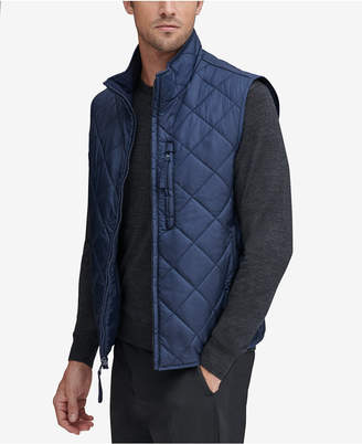 Andrew Marc Men Chester Quilted Vest