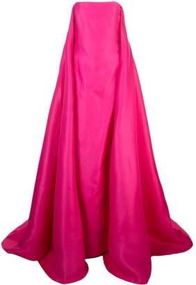 Carolina Herrera embellished off-shoulder gown