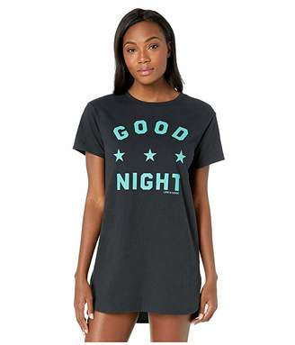 Life is Good Snuggle Up Relaxed Sleep Dress