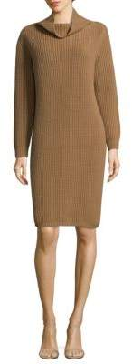 Max Mara Paste Long Sleeve Dress