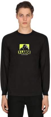 XLarge Og Printed Long Sleeve Jersey T-Shirt