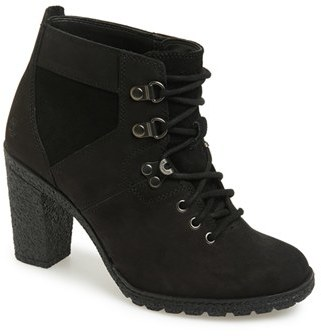 Timberland 'Glancy' Field Bootie (Women) $129.95 thestylecure.com